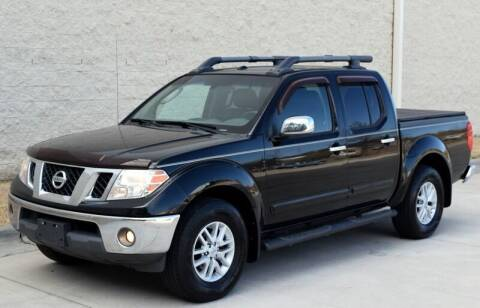 2009 Nissan Frontier for sale at Raleigh Auto Inc. in Raleigh NC