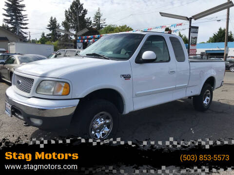1999 Ford F-250 for sale at Stag Motors in Portland OR