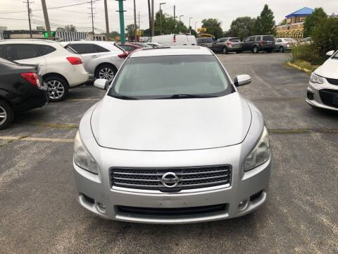 2011 Nissan Maxima for sale at Washington Auto Group in Waukegan IL