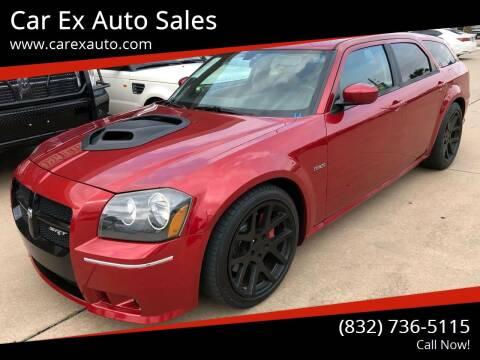 2006 Dodge Magnum for sale at Car Ex Auto Sales in Houston TX