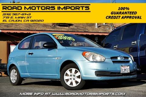 2009 Hyundai Accent for sale at Road Motors Imports in El Cajon CA