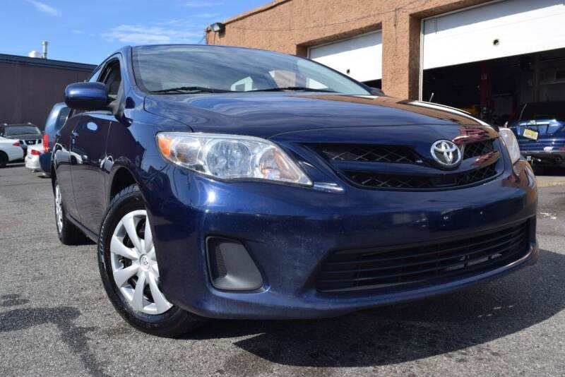 2013 Toyota Corolla for sale at VNC Inc in Paterson NJ