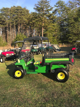 2017 John Deere TX GATOR for sale at Mathews Turf Equipment in Hickory NC