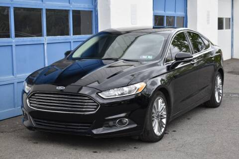 2016 Ford Fusion for sale at IdealCarsUSA.com in East Windsor NJ