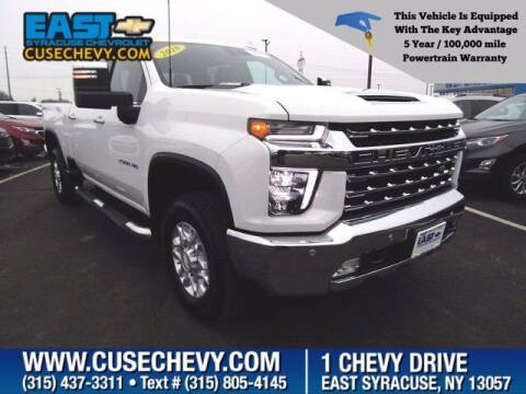 2020 Chevrolet Silverado 2500HD for sale at East Syracuse Performance Sales & Service in Syracuse NY
