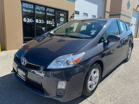 2010 Toyota Prius for sale at REDA AUTO PORT INC in Villa Park IL