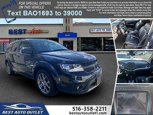 2018 Dodge Journey for sale at Best Auto Outlet in Floral Park NY