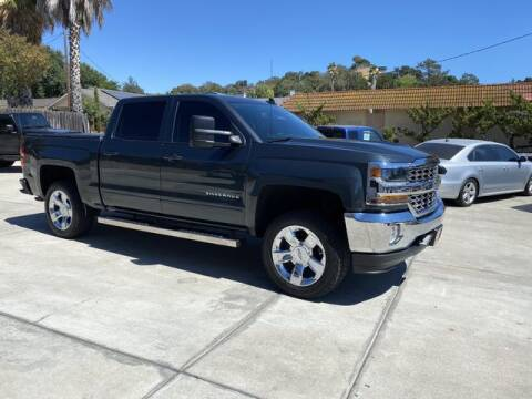 2017 Chevrolet Silverado 1500 for sale at Guarantee Auto Group in Atascadero CA
