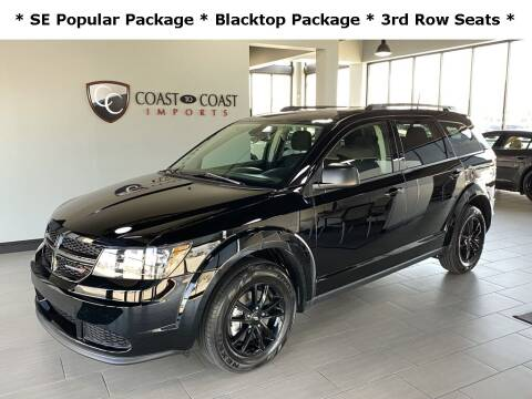 2020 Dodge Journey for sale at Coast to Coast Imports in Fishers IN
