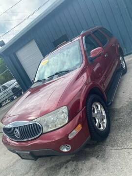 2006 Buick Rainier for sale at Car Barn of Springfield in Springfield MO