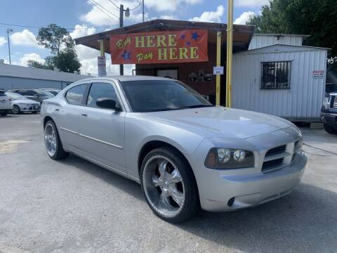 2007 Dodge Charger for sale at ASHE AUTO SALES, LLC. in Dallas TX