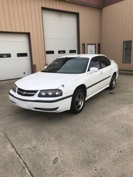 2000 Chevrolet Impala for sale at Walker Motors in Muncie IN