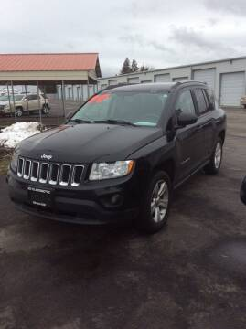2013 Jeep Compass for sale at Atlas Automotive Sales in Hayden ID