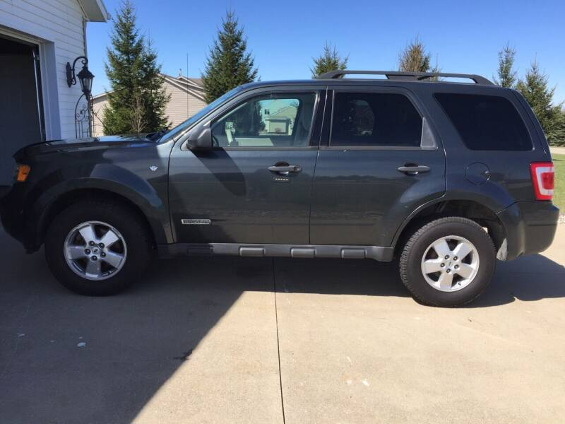 2008 Ford Escape for sale at SOUTHERN AUTO GROUP, LLC in Grand Rapids MI