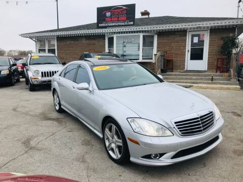 2008 Mercedes-Benz S-Class for sale at I57 Group Auto Sales in Country Club Hills IL