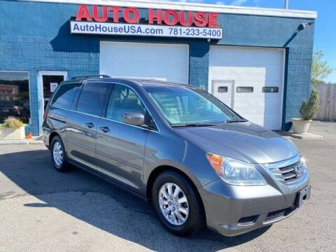 2010 Honda Odyssey for sale at Saugus Auto Mall in Saugus MA