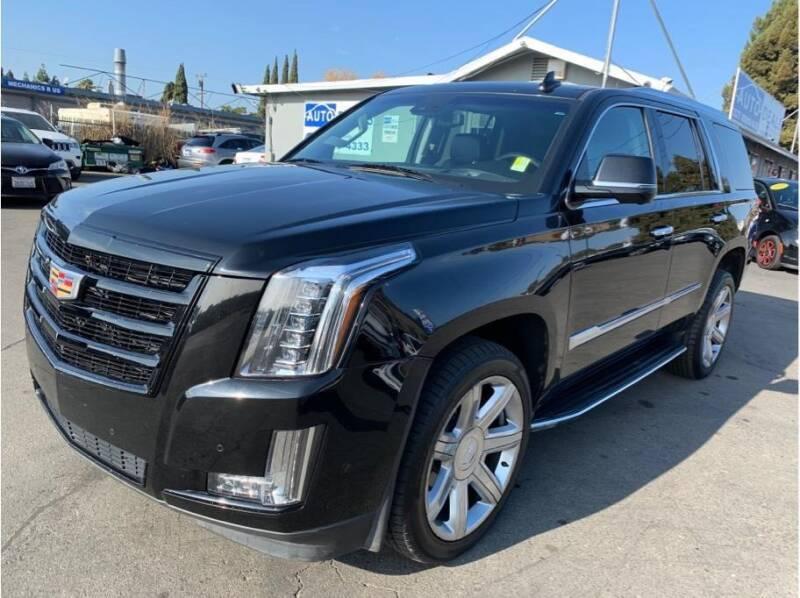 2017 Cadillac Escalade for sale at AutoDeals in Hayward CA