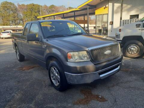 2008 Ford F-150 for sale at PIRATE AUTO SALES in Greenville NC