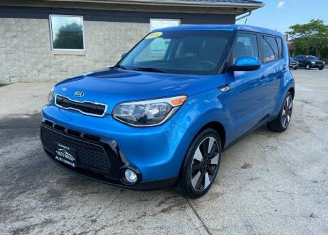 2016 Kia Soul for sale at Auto House of Bloomington in Bloomington IL