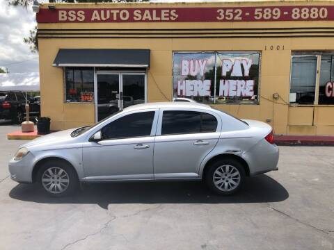 2009 Chevrolet Cobalt for sale at BSS AUTO SALES INC in Eustis FL