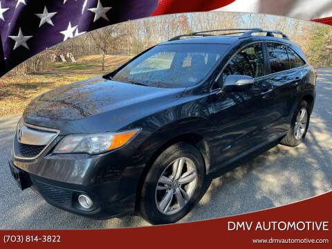 2014 Acura RDX for sale at DMV Automotive in Falls Church VA