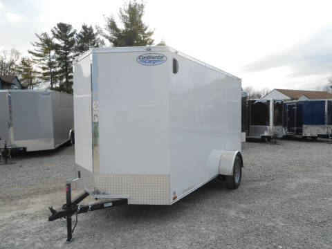 2021 Continental Cargo V-Series 6x12