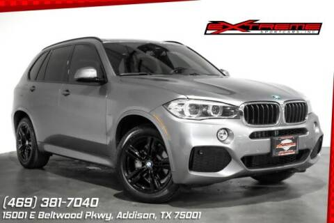 2016 BMW X5 for sale at EXTREME SPORTCARS INC in Carrollton TX