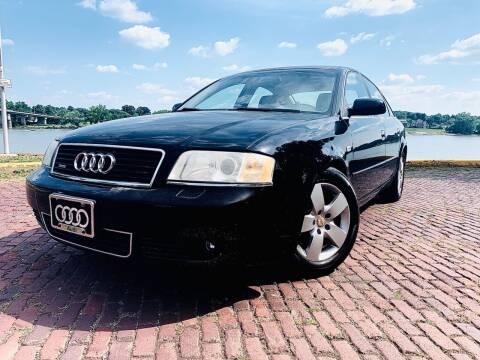 2003 Audi A6 for sale at PUTNAM AUTO SALES INC in Marietta OH