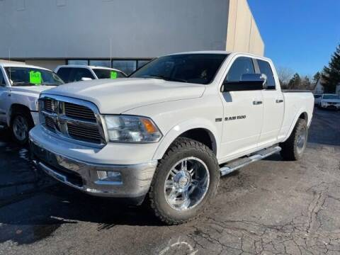 2012 RAM Ram Pickup 1500 for sale at Sedo Automotive in Davison MI