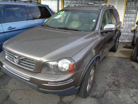 2010 Volvo XC90 for sale at Wheels and Deals 2 in Atlanta GA