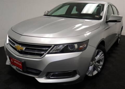 2014 Chevrolet Impala for sale at CarNova in Stafford VA