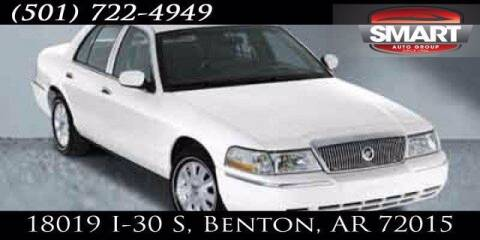 2003 Mercury Grand Marquis for sale at Smart Auto Sales of Benton in Benton AR