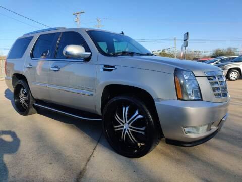 2007 Cadillac Escalade for sale at AI MOTORS LLC in Killeen TX