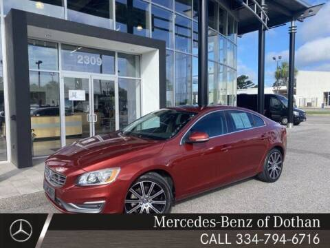 2016 Volvo S60 for sale at Mike Schmitz Automotive Group in Dothan AL