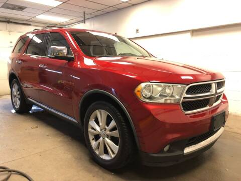 2011 Dodge Durango for sale at Perrys Certified Auto Exchange in Washington IN