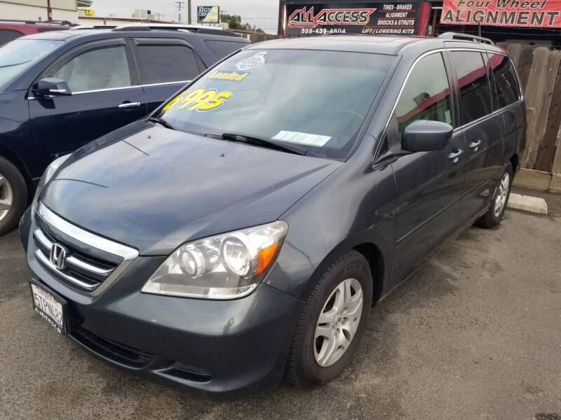2006 Honda Odyssey for sale at Showcase Luxury Cars II in Pinedale CA
