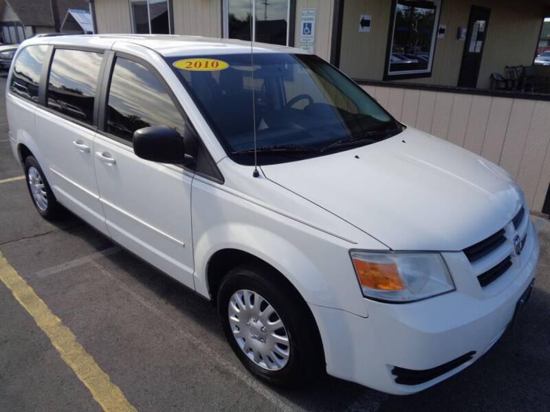 2010 Dodge Grand Caravan for sale at BBL Auto Sales in Yakima WA