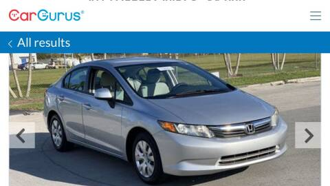 2011 Honda Civic for sale at Millennium Motors Sales in Revere MA