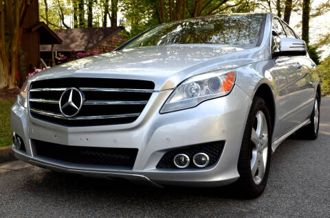 2011 Mercedes-Benz R-Class for sale at Wheel Deal Auto Sales LLC in Norfolk VA