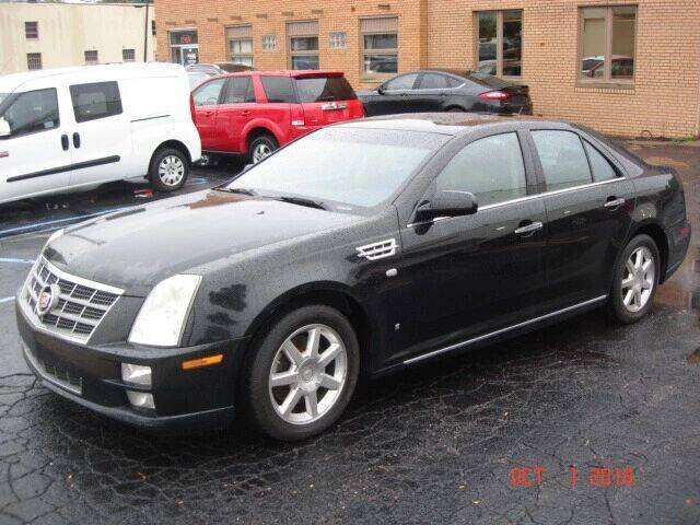2008 Cadillac STS for sale at Marx Auto Sales in Livonia MI