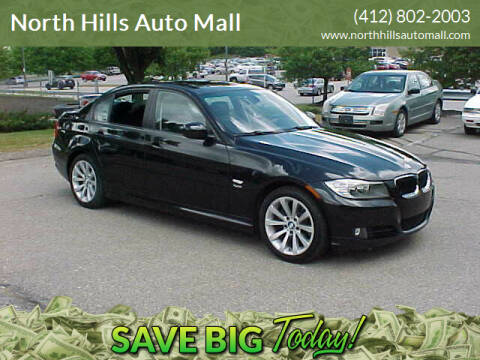 2011 BMW 3 Series for sale at North Hills Auto Mall in Pittsburgh PA