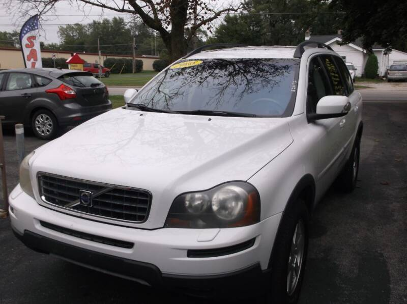 2008 Volvo XC90 for sale at Straight Line Motors LLC in Fort Wayne IN