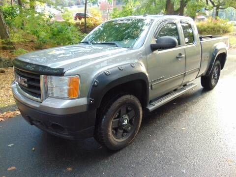 2007 GMC Sierra 1500 for sale at LA Motors in Waterbury CT