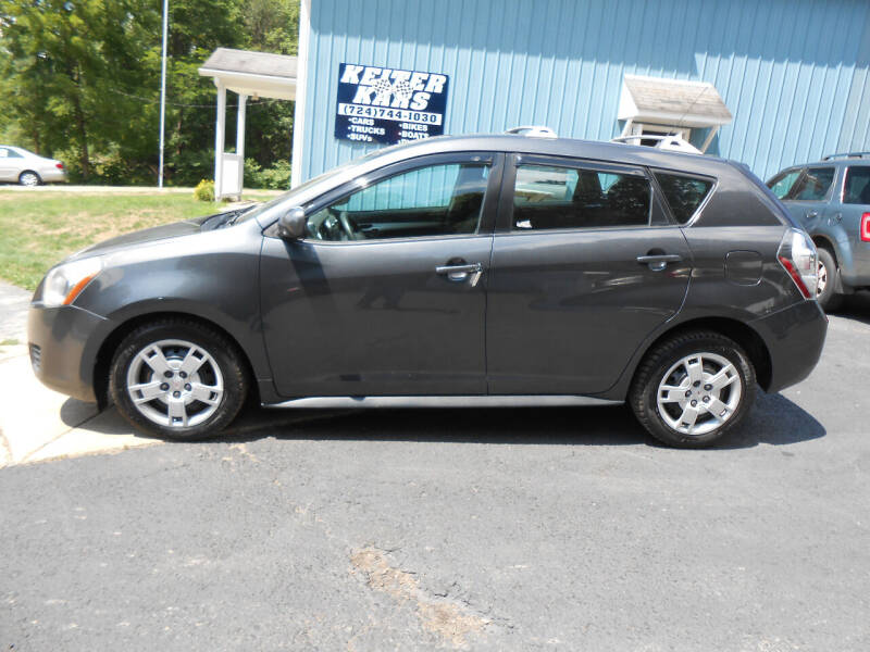 2010 Pontiac Vibe for sale at Keiter Kars in Trafford PA