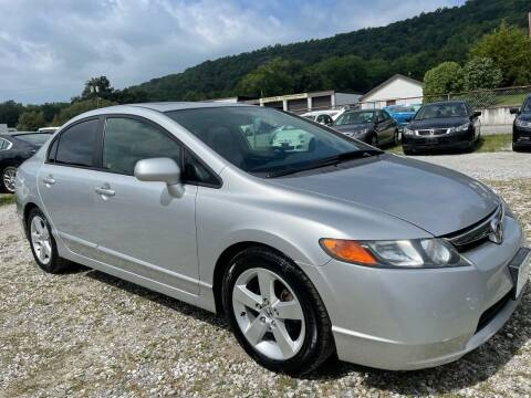 2006 Honda Civic for sale at Ron Motor Inc. in Wantage NJ