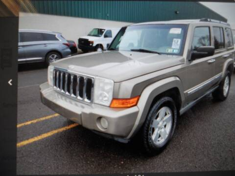 2006 Jeep Commander for sale at All Cars and Trucks in Buena NJ