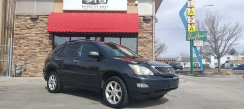 2009 Lexus RX 350 for sale at 719 Automotive Group in Colorado Springs CO