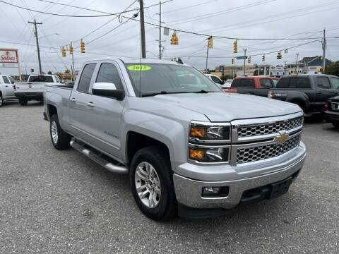 2015 Chevrolet Silverado 1500 for sale at Sell Your Car Today in Fayetteville NC