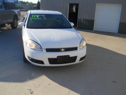 2011 Chevrolet Impala for sale at Shaw Motor Sales in Kalkaska MI