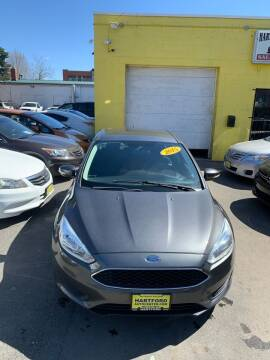 2015 Ford Focus for sale at Hartford Auto Center in Hartford CT